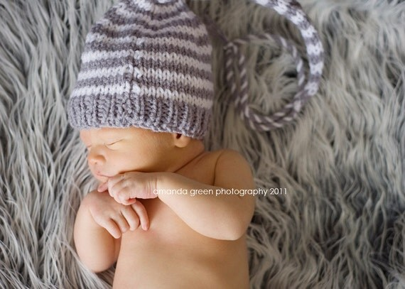 STOREWIDE SALE - Gray Faux Fur Photography Prop - Soft, Cozy, Cuddly Faux Fur Nest - Perfect Newborn Photography Prop Stuffer, Layering