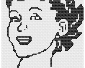 what's your superpower cross stitch pdf pattern mother mom