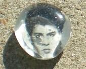 Johnny Depp Marble Magnet