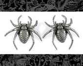 Silver Spiders - Set of 2 XXX S:P05