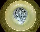 Ganesha Dinner plates