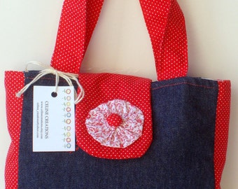 Mini Tote Bag For Her