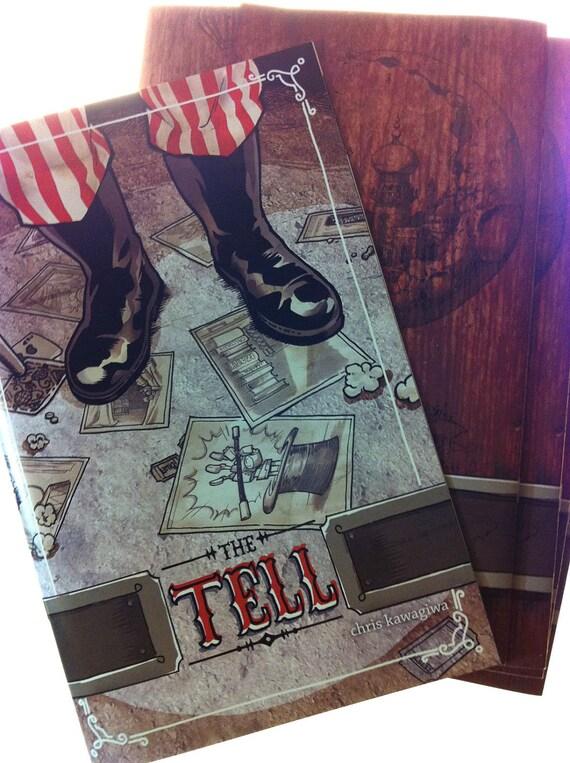 The Tell comic
