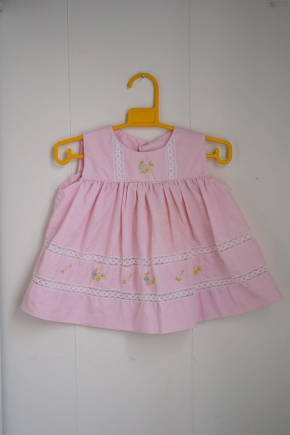 Beautiful baby dress/top