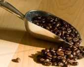 ETHIOPIA Harrar - 12oz Wet-Processed, Freshly Roasted, Organic and Fair Trade, Whole Bean Coffee