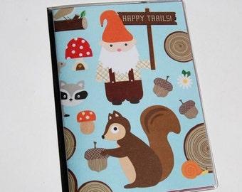 PASSPORT COVER - Happy Trails
