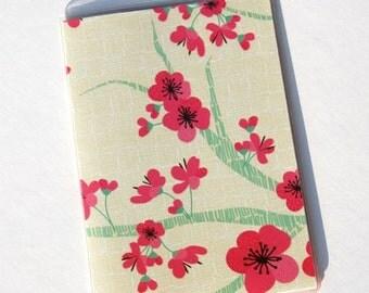 PASSPORT COVER - Japanese Blossoms