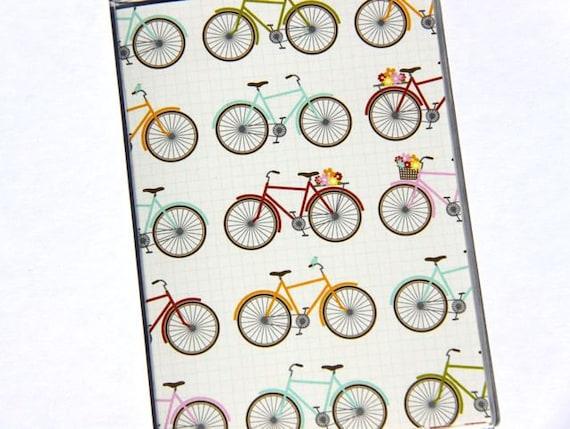 PASSPORT COVER - Birds, Bikes, and Baskets
