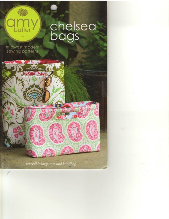 Chelsea Bags by Amy Butler