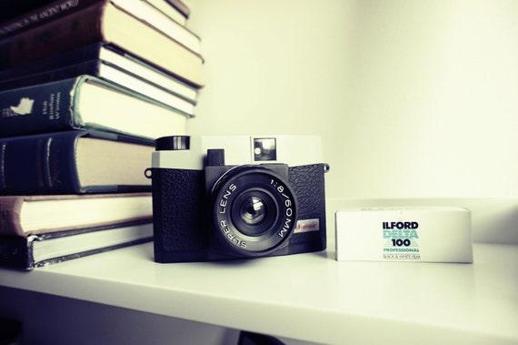 Vintage Diana Clone Debonair Lomo Camera and Film