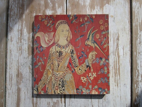 vintage book Masterpieces of Tapestry from the Fourteenth to Sixteenth Century