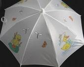 Umbrella - Ducks Girl - Child Youth