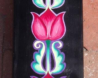 Tulip skateboard deck