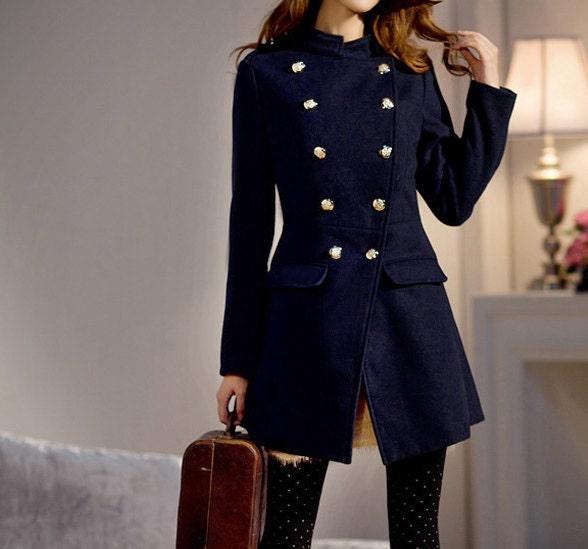 Navy Winter Coats