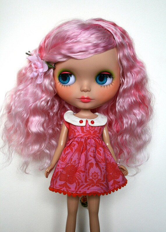 Dreams are Real - A Dress For Blythe