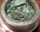 Skittering - Emerald Tree Skink Inspired Loose Eye Shadow - Vegan