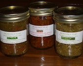 Salsa Sampler 8oz Jars
