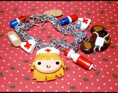 Teddy Bear Hospital Bracelet