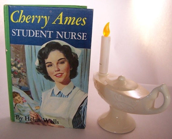1960's Cherry Ames, Student Nurse By Helen Wells