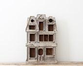Victorian House Shadow Box