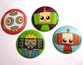 We Love Katamari 2.25 Inch Pins