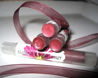 Wildberry - All Natural Mineral Lip Shimmer