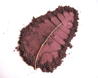 Mullberry Cider - Pure and Natural Mineral Eye Shadow