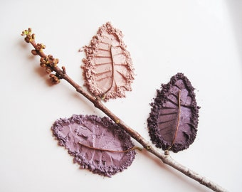 Perfect Plum Kit - Set of 3 Pure and Natural Eye Shadows