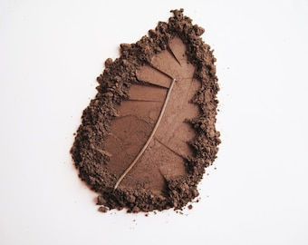 Dutch Cocoa - Pure and Natural Mineral Eye Shadow