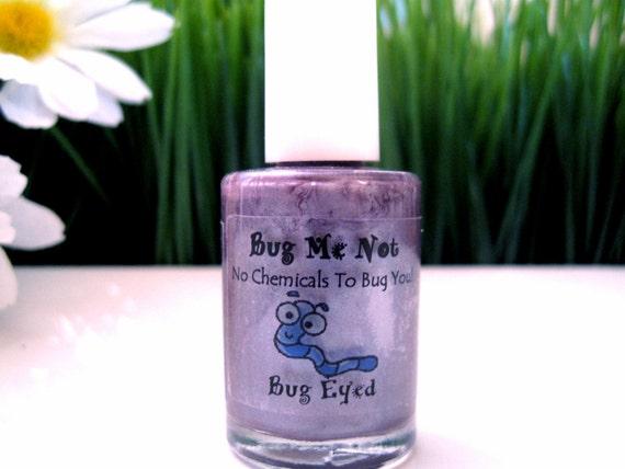Bug Eyed - Natural Non-toxic Nail Polish