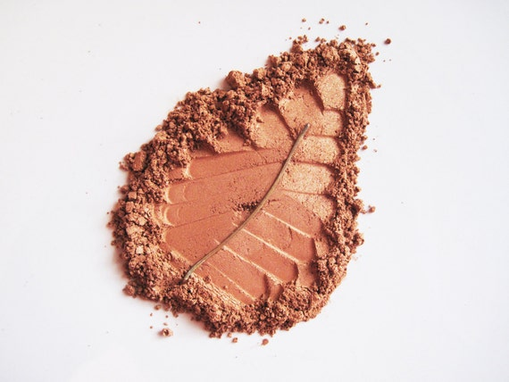 Sunkissed Ginger - Pure and Natural Mineral Eye Shadow
