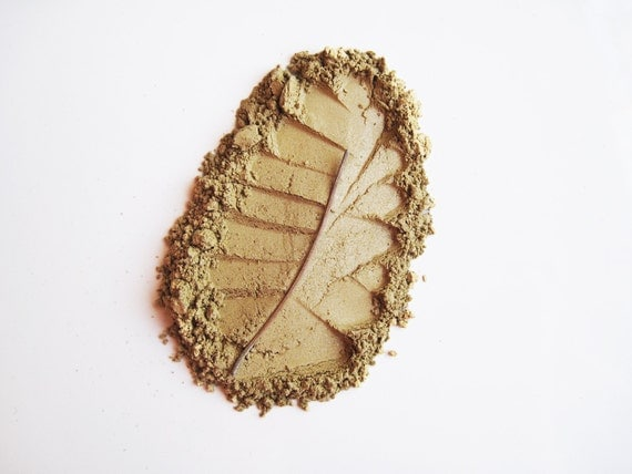 Olive Tree - Pure and Natural Mineral Eye Shadow