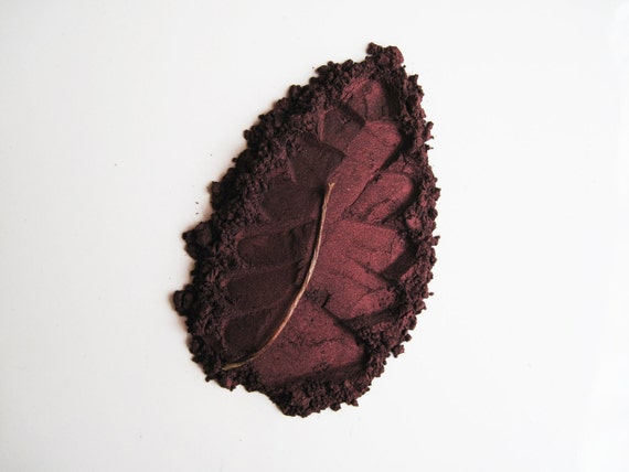 Wine - Pure and Natural Mineral Eye Shadow