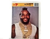 MR. T Puzzle Still Sealed 1980's 80's Eighties TV, Hollywood, Collectibles, NOS, New Old Stock, Deadstock Goodmerchants