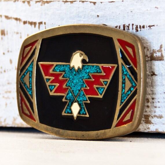 Belt Buckle Vintage Tribal Native Boho Chic Rustic Valentine's Day Gift Goodmerchants