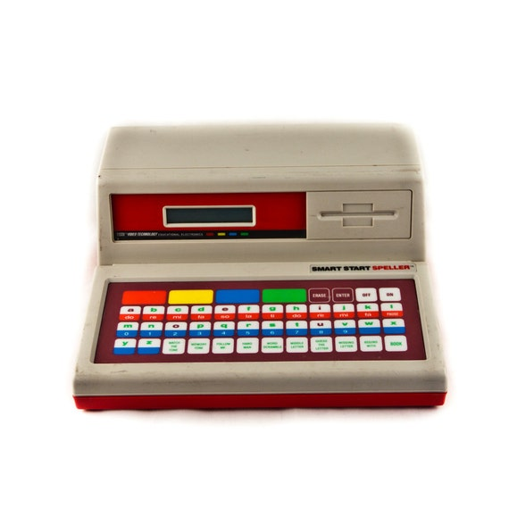 Gift For Him Video Game 1980's Electronic Toy V TECH  Gift Goodmerchants