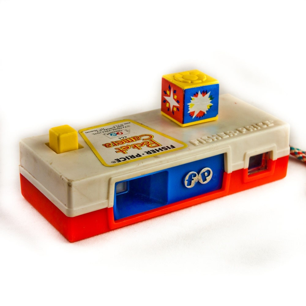 1970 S Toys : Fisher price toy camera s seventies