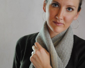 Hand Woven Eco Friendly Scarf No. 6