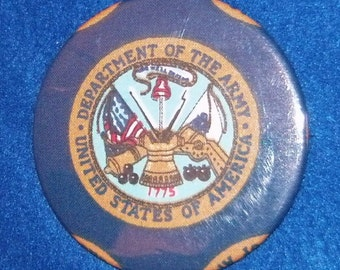 "US Army 3"" inch Refrigerator Magnet"