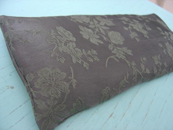 Lavender Eye Pillow - Bella Notte Colette Satin