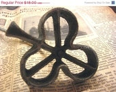END OF SUMMER Sale... Primitive Iron Tool - Kitchen Vintage from Flipping Out on Etsy