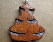 Wooden Christmas Ornament - Christmas Tree
