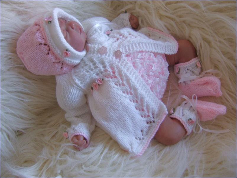 Baby Knitting Pattern Download PDF Knitting Pattern Baby