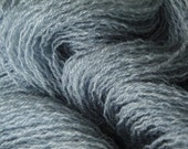 Recycled Merino Lace Yarn - Cirrus Blue - Fine Recycled Yarn and Upcycled Yarn
