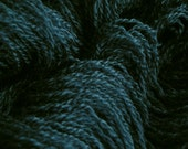 Recycled Merino Lace Yarn - River Blue - Fine Recycled Yarn and Upcycled Yarn