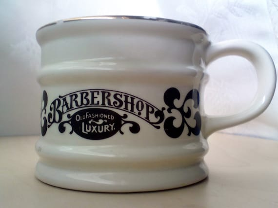 Old Fashioned Barber Shop Supplies