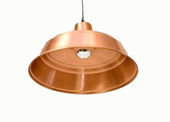 Hanging Lamps - Pendant, Copper, Vintage