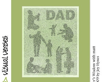 Father's Wisdom (matted)