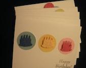 Plantable Birthday Greeting Cards