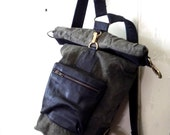 30% off Canvas Roll Top Sack